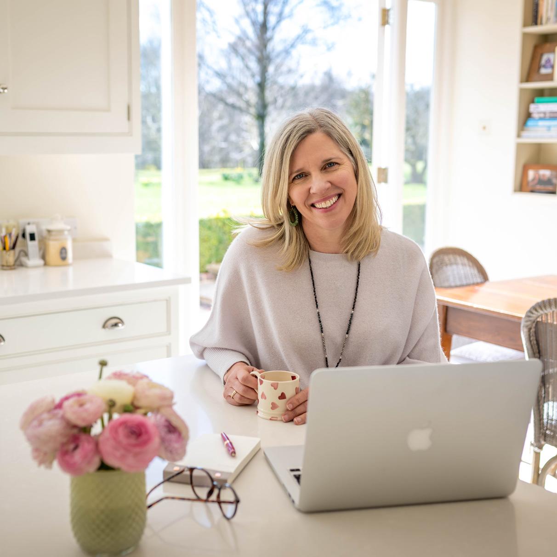Catherine Bennett professional organiser declutterer Guildford